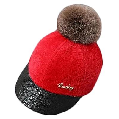 À la mode de l'hiver chaud de bébé Chapeau de baseball Cap Sun Protection Hat, O