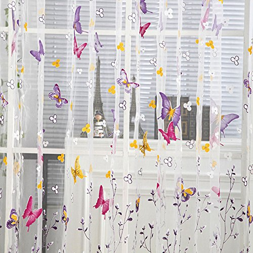 Norbi Romantic Screens Balcony Curtain product image