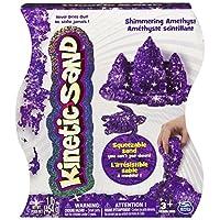 Arena cinética: la única y mágica arena mágica de amatista púrpura de 1 libra para edades de 3 años en adelante