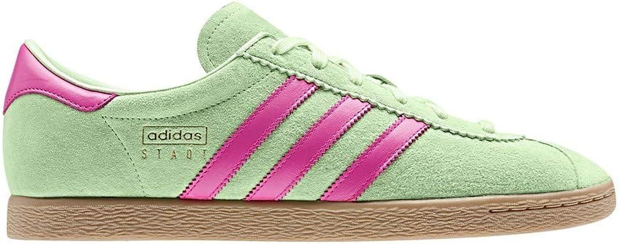 adidas Originals Stadt, Glow Green