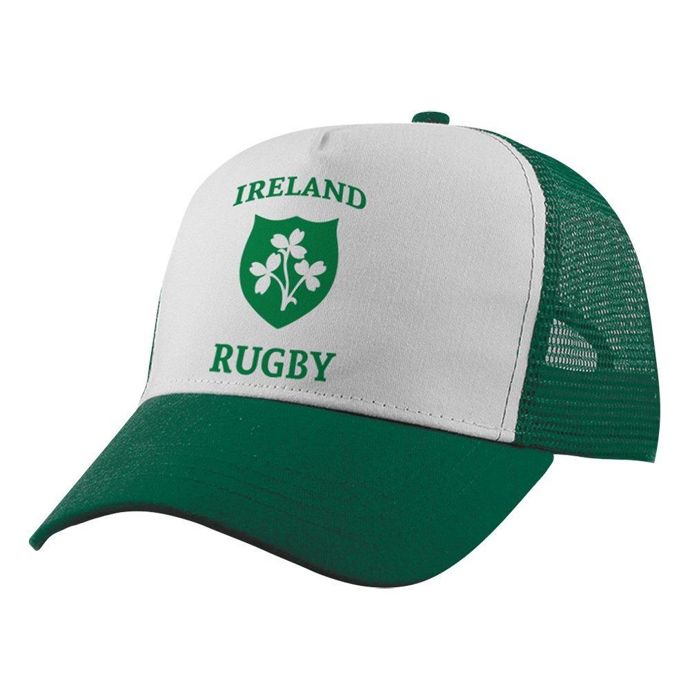 Amazon.com  Ireland Rugby Trucker Hat  Sports   Outdoors 17bee291295