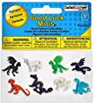 Safari Ltd. Good Luck Minis - Fantasy Fun Pack  - 8 Pieces - Quality Construction from Phthalate, Lead and BPA Free Materials - For Ages 5 and Up