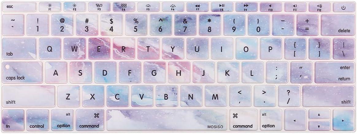 protector teclado MacBook Pro 13 2017 2016 A1708 2012 1534