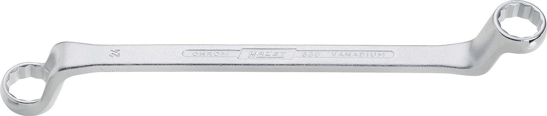 HAZET 630-21X23 Doppelringschl/üssel
