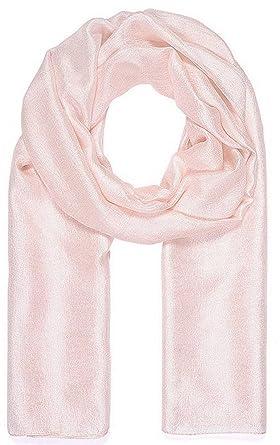 55cf4553782c Intrigue - Echarpe - Homme - Rose -  Amazon.fr  Vêtements et accessoires