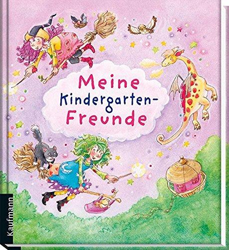 Meine Kindergartenfreunde: Hexen (Freundebücher für den Kindergarten) (Freundebücher für den Kindergarten / Meine Kindergarten-Freunde)