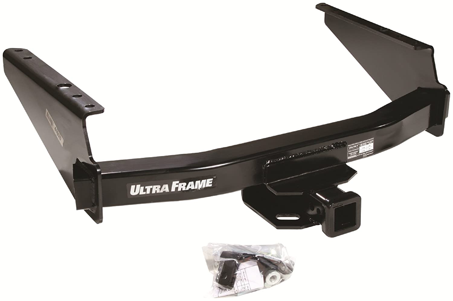 Draw Tite 41920 Class V Ultra Frame Hitch With 2 Square Tundra Wiring Diagram Receiver Tube Opening Automotive