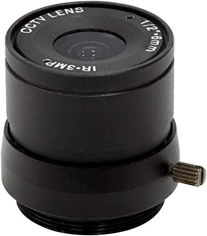 Arducam Objektiv Für Raspberry Pi Hq Kamera Kamera