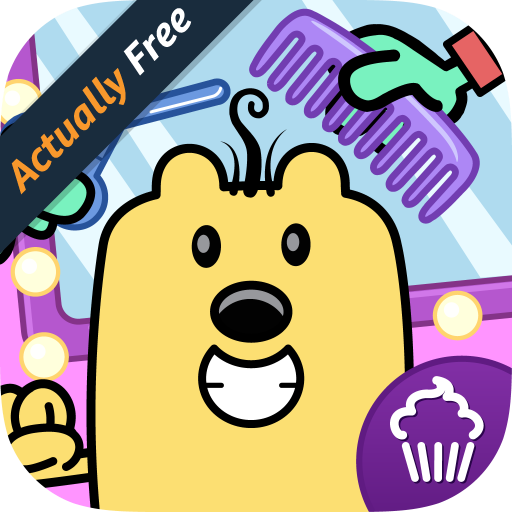 Wubbzy's Beauty Salon - App Shape Face
