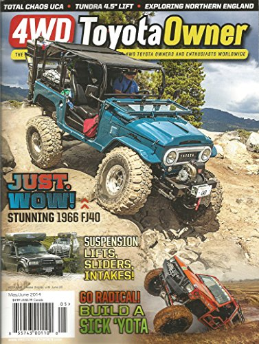 4wd Toyota Owner Magazine November/December 2014