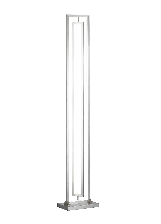 Fischer/&Honsel Rob Lampada a stelo in metallo colore: Nichel 25 W