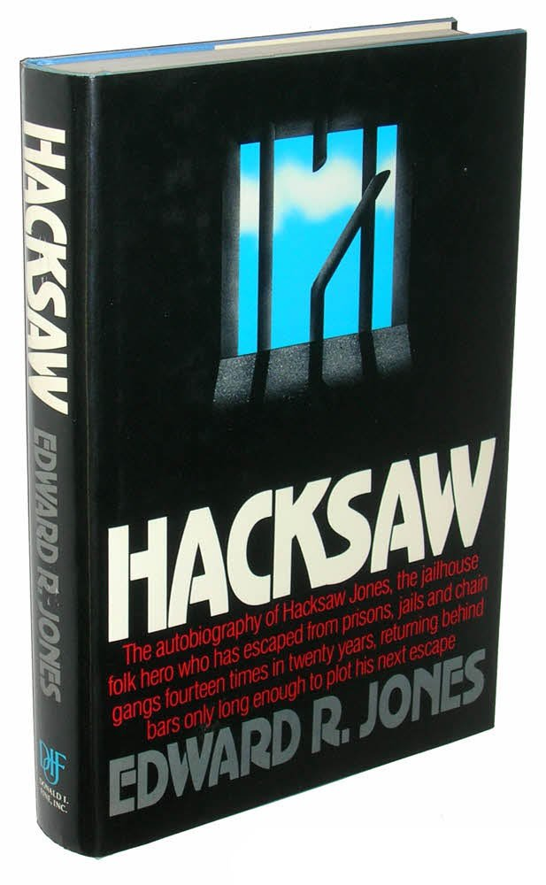 Hacksaw, Jones, Edward R.