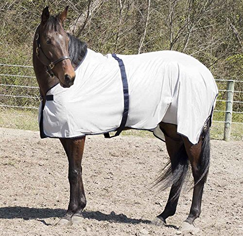 Soft Mesh Fly Sheet - Chicks Saddlery Horze Soft Comfort Mesh Fly Sheet with Leg Straps