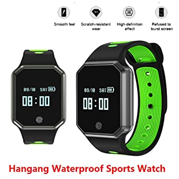 Amazon.com: Activity Tracker Watch,Hangang Fitness Tracker ...