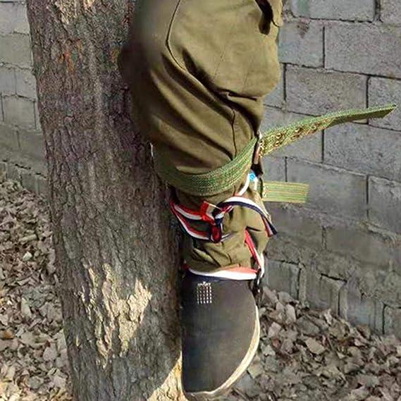 Cinturón de rescate con cuerda de cordón ajustable 2 engranajes ...
