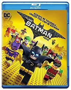 Cover Image for 'Lego Batman Movie, The (2017) BD [Blu-ray + DVD + Digital HD]'