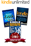 Kindle Publishing Box Set: How To Write A Book In Less Than 24 Hours, K Money Mastery & Kindle Marketing Secrets (Kindle Publishing, Kindle Marketing, ... E-Book Publishing) (English Edition)