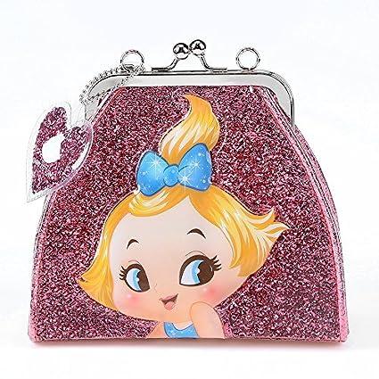 Princess Bags Girl Birthday Party Present Cute Cartoon Wallet Purse For GirlsKidsToddler