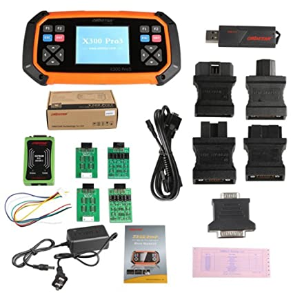 ICARSCANNER OBDSTAR X300 PRO3 Auto Key Programmer with