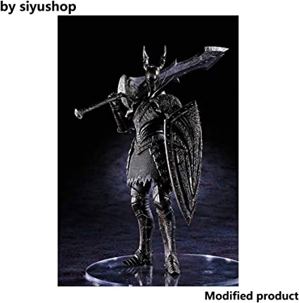 Dark Souls Sculpt Collection Vol.3 Black Knight PVC Figure Statue New In Box