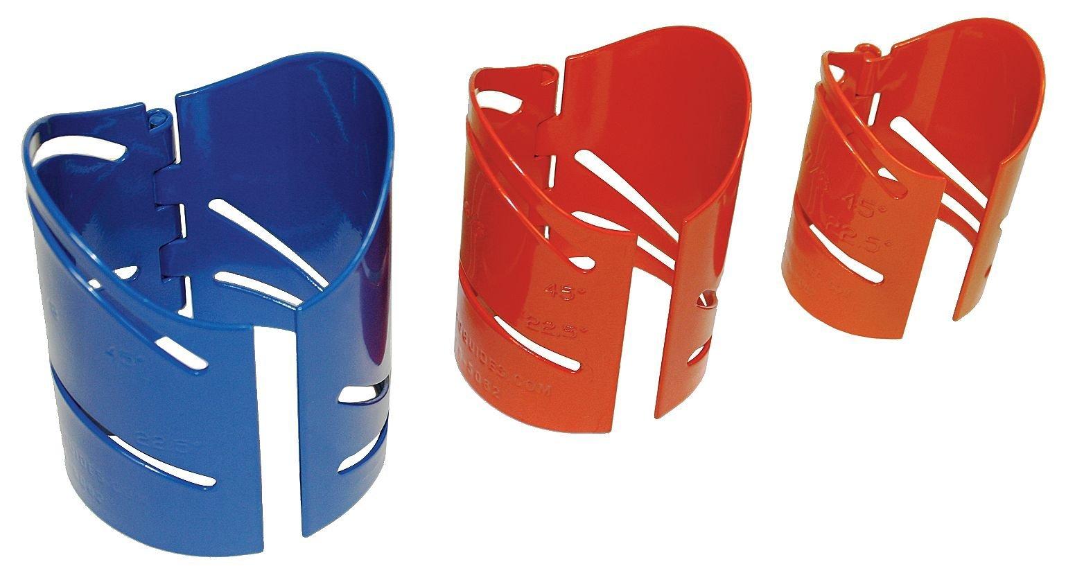 Pipe-Pro - MEKIT Metal Cutting Guide Set, Steel by Pipe-Pro