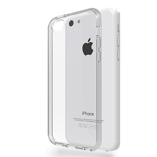 93 opinioni per Custodia iPhone 5C- Azorm PRISM Crystal- in Gel di Silicone TPU, Sottile,
