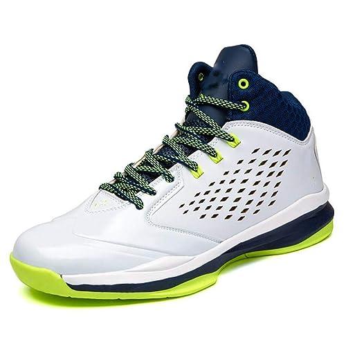 290565c536e7a LXYU-SHOE Outdoor Sports Youth Basketball Shoes Men's High Men's ...