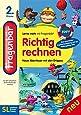Fragenbär - Richtig Rechnen 2. Klasse - Neue Abenteuer mit den Drippos (PC+MAC)