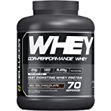 Cellucor COR-Performance Protein Powder Molten Chocolate   Whey Protein Isolate & Concentrate Blend with BCAAs   100% Gluten