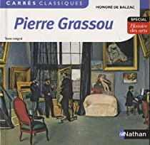 Pierre Grassou par Balzac