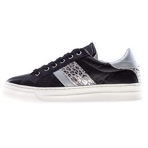 23c8d026c0 Crime London Sneakers Platform Donna Nere: Amazon.it: Scarpe e ...
