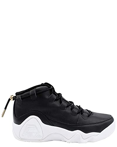Amazon.com | Fila Men's 95 Primo Sneaker Shoes Black/White ...