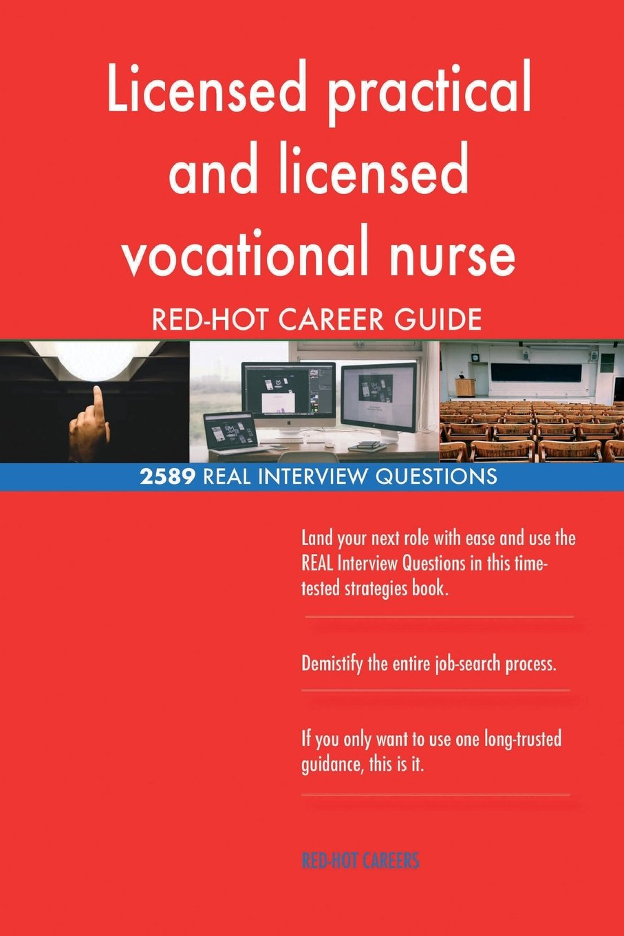 Licensed practical and licensed vocational nurse RED-HOT Career; 2589 REAL Inter pdf