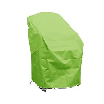 Amazon.de: Schutzhülle für Gartenstühle, stapelbar Hohe Qualität ...