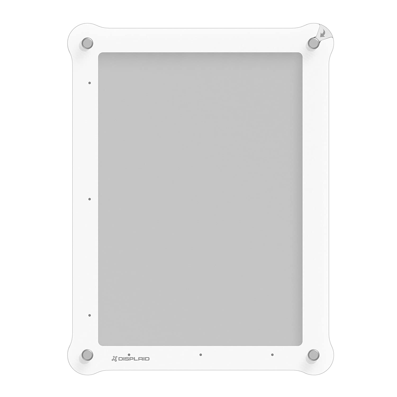 displaid cornice DIN A4: fotogramma–Finestra del display in plastica per negozi, vetrine, pubblicità, aushaenge, Orari di apertura trasparente