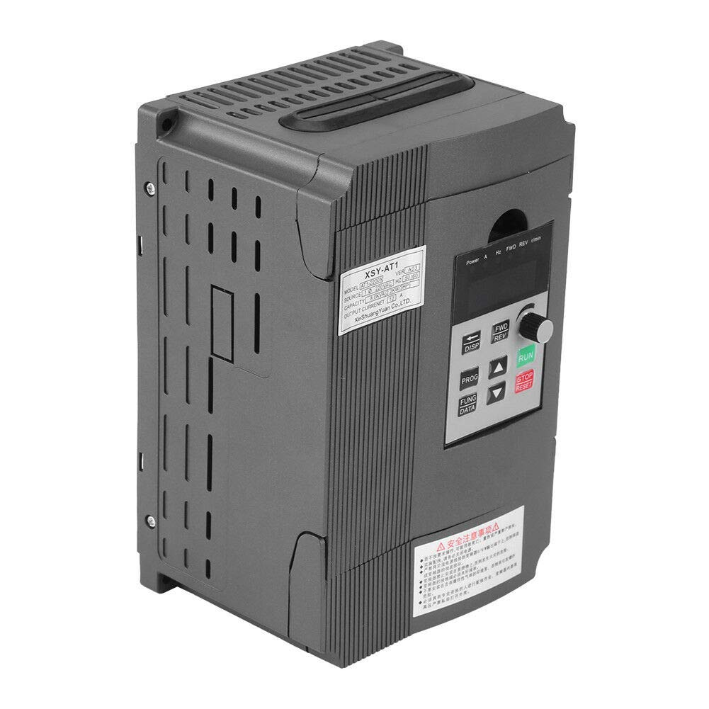 Eosphorus ML Single Phase Speed Variable Frequency Drive Inverter 2.2KW 3HP VFD 12A 220V