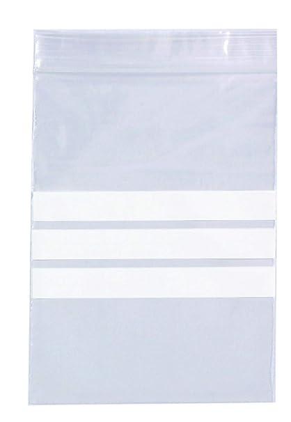 Paquete de 1000 bolsas de polietileno transparente ...