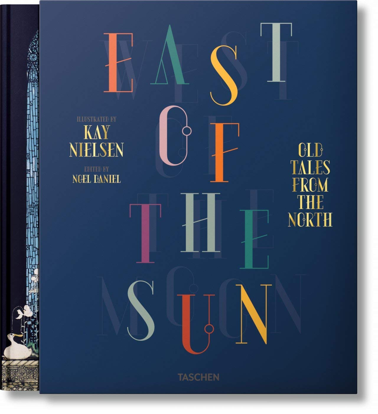 31711a2ea49f7 East of the Sun and West of the Moon  Amazon.de  Noel Daniel   Fremdsprachige Bücher