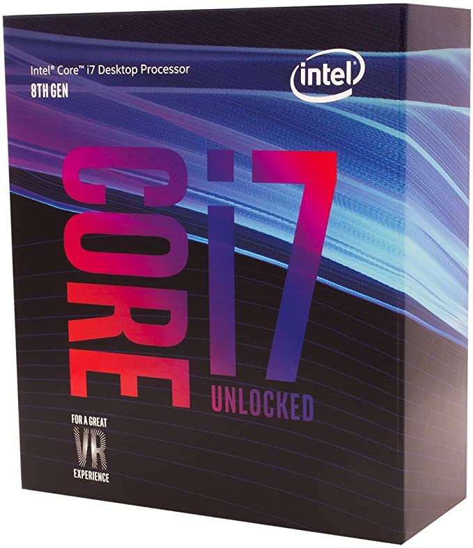 Intel Core i7-8700K - Procesador (8ª generación de procesadores ...