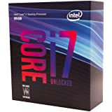Intel Core i7-8700K Desktop Processor 6 Cores up to 3.7GHz Turbo Unlocked LGA1151 300 Series 95W
