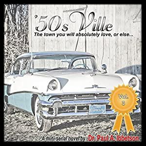 '50sVille: Vol. 3 Audiobook