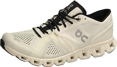 Cloud X White/Black - Zapatillas Running Hombre: Amazon.es: Zapatos y complementos