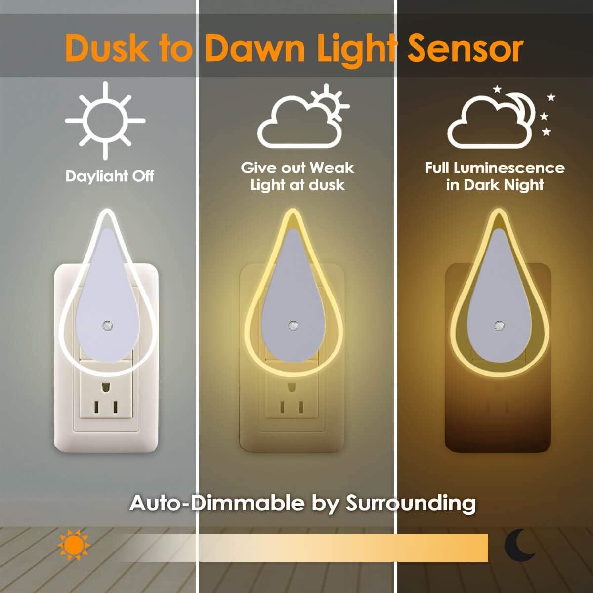 Free Amazon Promo Code 2020 for LED Plug in Night Light