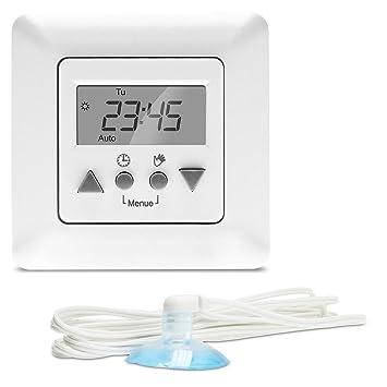 Zeitschaltuhr Uhr Rolladenmotor Rohrmotor Vestamatic Smart Time Control Rolladen