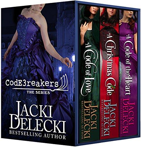 The Code Breakers Series Box Set by Jacki Delecki ebook deal