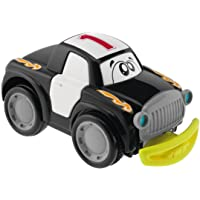 Chicco Turbo Touch Camión Crush Truck, Color negro