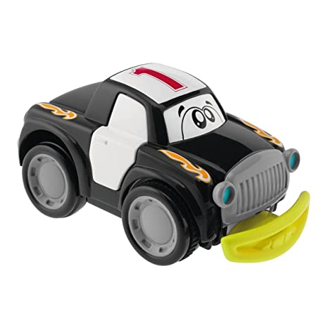 Chicco - Coche Turbo Touch Crash Derby, color negro (00006721000000)