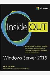 Windows Server 2016 Inside Out Capa comum