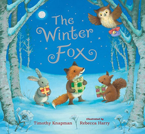 The Winter Fox - Christmas Fox