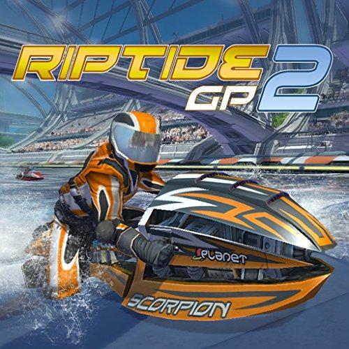 Riptide GP2 - PS4 [Digital Code]